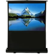Elune Vision White 80'' Diagonal Portable Projection Screen
