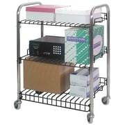 Omnimed Mobile Utility Cart  - 3 Wire Shelves (264650)