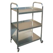 Omnimed Mobile Supply Cart - 3 Shelves (264651)