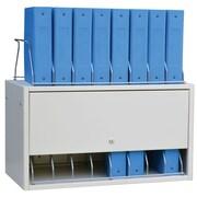 Omnimed Cubbie Wire Organizer - 8 Capacity (2699359)
