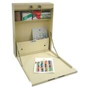 Omnimed Single Door Medication Distribution Cabinet - Beige (291505)