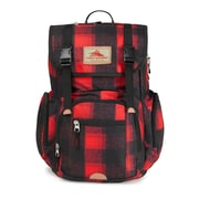 High Sierra Emmett Red Backpack (63927-4937)