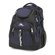 High Sierra Access Midnight Blue/Black Backpack (53671-4956)