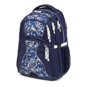 High Sierra Swerve True Navy/Enchanted/White Backpack (53665-4974)
