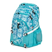 High Sierra Loop Teal Shibori/Tropic Teal/White Backpack (53464-5136)