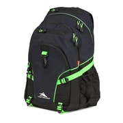 High Sierra Loop Midnight Blue/Black/Lime Backpack (53646-4966)