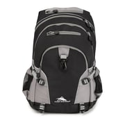 High Sierra Loop Black/Charcoal/Ash Backpack (53646-1053)