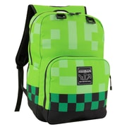 Minecraft Backpack, Creeper Green (MNC1002)