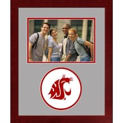 Campus Images NCAA Washington State Cougars Spirit Picture Frame