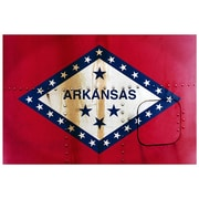 Picture it on Canvas Arkansas State Flag Wall Decal