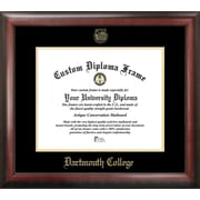 Campus Images NCAA Gold Embossed Diploma Picture Frame; Dartmouth Big Green