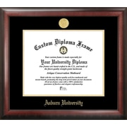 Campus Images NCAA Auburn University Gold Embossed Diploma Picture Frame