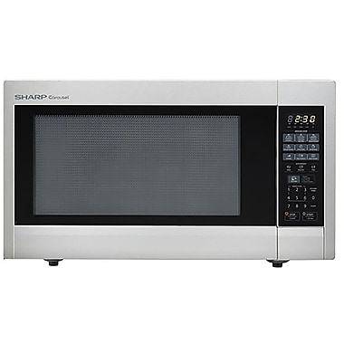 Sharp 2.2 Cubic Feet 1200W Countertop Microwave