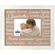 Malden Grandmother Sentiments Picture Frame