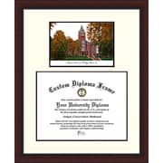 Campus Images NCAA Legacy Scholar Diploma Picture Frame; Georgia Tech Yellow Jackets