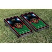 Victory Tailgate MLS Atlanta United FC Soccer Field Version 1 Cornhole Game Set