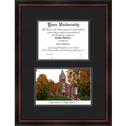 Campus Images NCAA Diplomate Diploma Picture Frame; Georgia Tech Yellow Jackets