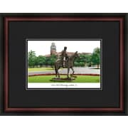 Campus Images Academic Lithograph Picture Frame; Texas Tech Red Raiders