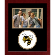 Campus Images NCAA Spirit (Horizontal) Picture Frame; Georgia Tech Yellow Jackets