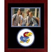 Campus Images NCAA Spirit Picture Frame; Kansas Jayhawks