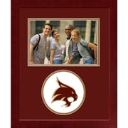 Campus Images NCAA Texas State Bobcats Spirit Picture Frame
