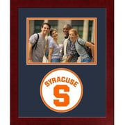Campus Images NCAA Syracuse Orange Spirit Picture Frame
