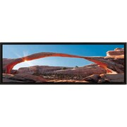 3 Panel Photo Landscape Panorama Arches National Park Framed Photographic Print
