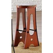 Progressive Furniture Zen 24'' Bar Stool; Orange
