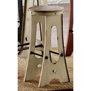 Progressive Furniture Zen 30'' Bar Stool; White