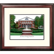 Campus Images Alumnus Lithograph Framed Photographic Print; East Carolina Pirates