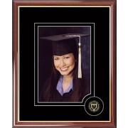 Campus Images Graduate Portrait Picture Frame; Georgia Tech Yellow Jackets