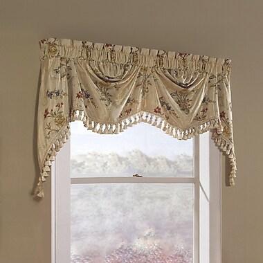 United Curtain Co. Jewel Austrian 108'' Curtain Valance