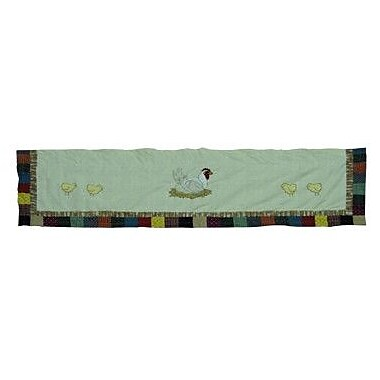 Patch Magic Rooster 54'' Curtain Valance
