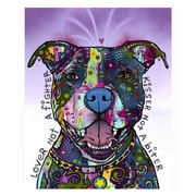 Picture it on Canvas 'Not Fighter Colorful Animals' Graphic Art