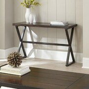 Steve Silver Furniture Omaha Console Table