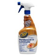 Zep Commercial® Hardwood and Laminate Cleaner, Lemon, 32 oz, Each (1041723)