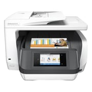 HP® Officejet Pro 8730 Color Inkjet Multifunction Printer, D9L20A#B1H, New