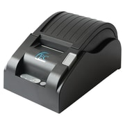 EC Line 5890X Direct Thermal Desktop Receipt Printer, USB, Black