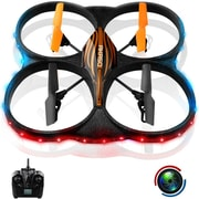 Akaso 4 Channel 2.4 GHz 6-Axis Gyro RC Quadcopter Toy Drone (K88)