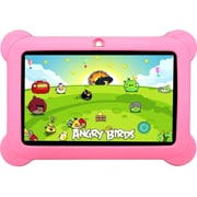 "Worryfree Gadgets® Zeepad 7"" Kids Tablet, 4GB, Android 4.4 KitKat, Pink"
