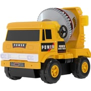 """Mota® Mini Construction Mixer Toy Truck, 16.7"""" x 4.9"""" x 16"""", Yellow (MTTY-TT-3)"""