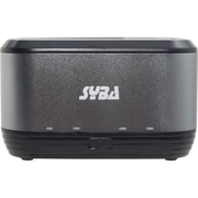 Syba® External Serial ATA/600 USB 3.0 SATA Hard Drive Docking Station (SY-ENC50082)