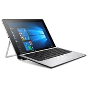 "HP® Elite X2 1012 G1 W0S19UT 12"" Tablet with Travel Keyboard, 4GB, Windows 10 Pro, Silver"