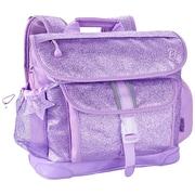 Bixbee® Sparkalicious Purple Polyester/Rubber Kids Glitter Backpack (303014)