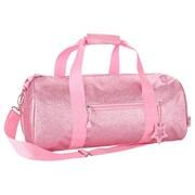 Bixbee® Sparkalicious Pink Kids Glitter Large Duffle Bag (303012)