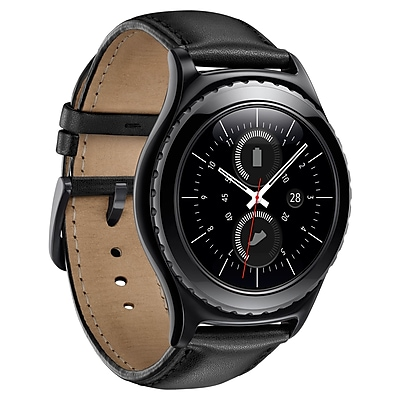 Samsung Gear S2 Classic Bluetooth Smartwatch, Rose Gold (SM-R7320ZDAXAR)