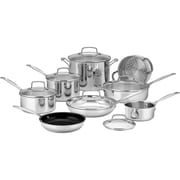 Cuisinart® Chef's Classic™ 14 Piece Cookware Set (77-14N)