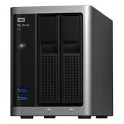 WD My Book Pro WDBDTB0160JSL-NESN 16TB Two-Bay Thunderbolt 2 RAID Array