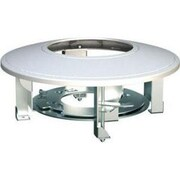Hikvision® RCM-1 White In-Ceiling Mount Bracket for Dome Camera