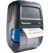 Intermec® PR2A300610111 PR2 Durable Direct Thermal Mobile Receipt Printer, USB 2.0, Black